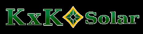KxK Solar logo